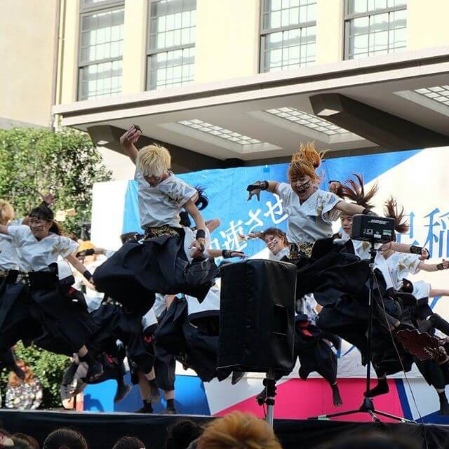 早稲田大学学園祭2017