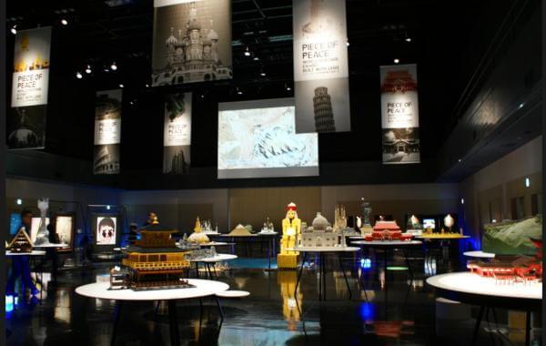 レゴ展2017東京