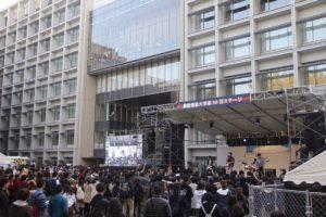 慶應大学三田祭