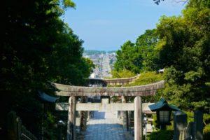 宮地嶽神社初詣2018駐車場や交通規制情報!渋滞を回避する方法は?