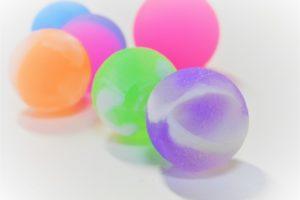 スーパーボールの作り方!100均で簡単にきれいな丸ができる