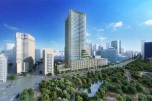 東京ミッドタウン日比谷の場所や駐車場は?アクセスや地図も