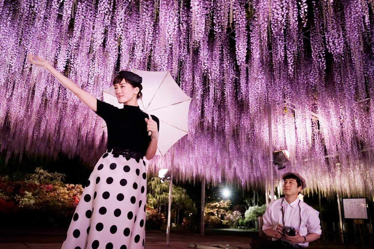 今夜ロマンス現場での綾瀬はるかの衣装がかわいい!生で見る方法は?