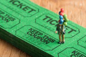 秋田竿燈まつり2018観覧席のチケット購入方法!桟敷席も