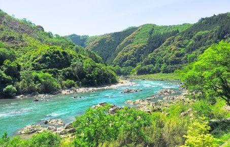 四万十川でカヌー!子供とキャンプやツーリング体験で楽しもう!