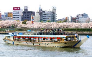 隅田川花火大会で屋形船(貸切と乗り合い)料金や予約方法まとめ