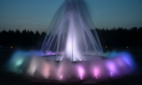モエレ沼公園のお花見2018!桜が夜にライトアップされる時間と場所は?