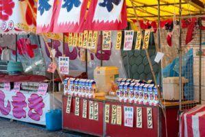 横浜開港祭2018の屋台の時間や場所は?