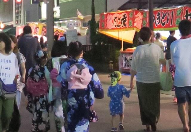 東京花火大祭2018屋台の出店場所と時間は?