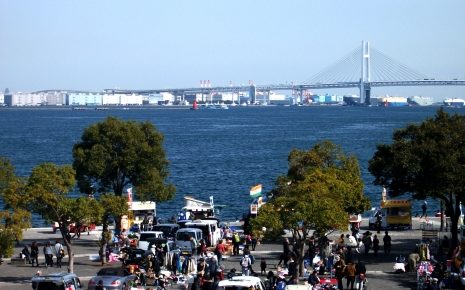 横浜開港祭2018バザーや屋台のおすすめは?