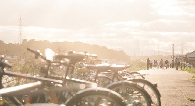 高嶺の花(ドラマ)ロケ地や撮影場所の公園や自転車屋のある商店街はどこ?