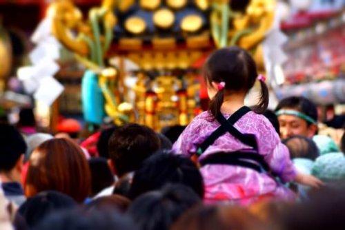 花巻祭り2018のギネス世界一の神輿(山車)パレードや楽しみ方