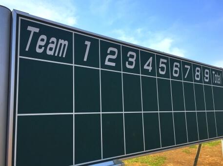タイブレーク制をルール甲子園で導入するメリットとデメリットは? 高校野球 スコア書き方